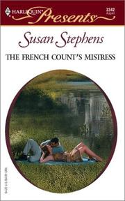 Cover of: The French Count's Mistress