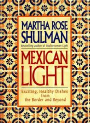 Cover of: Mexican light