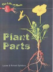 Cover of: Plant Parts (Life of Plants)
