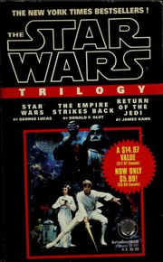 Cover of: Star Wars Trilogy