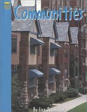 Cover of: Communities (Yellow Umbrella Books)