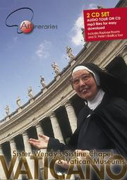 Cover of: Sister Wendy's Sistine Chapel & Vatican Museums Tour (Artineraries)