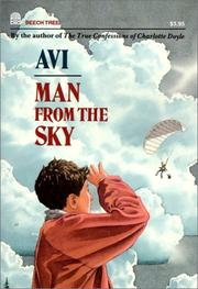 Cover of: Man from the Sky
