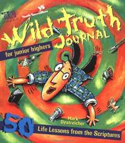 Cover of: Wild Truth Journal for Junior Highers