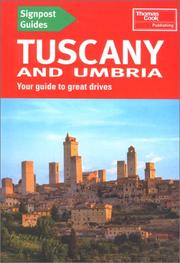 Cover of: Signpost Guide Tuscany and Umbria