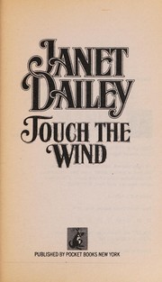 Cover of: Touch the Wind