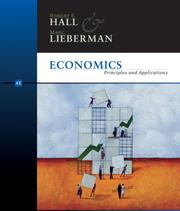 Cover of: Economics