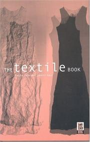Cover of: The Textile Book