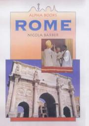 Cover of: Rome (Alpha Holy Cities)