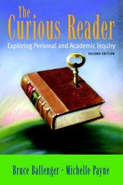 Cover of: The Curious Reader