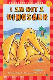 Cover of: I Am Not a Dinosaur