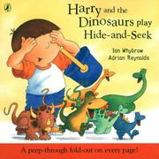 Cover of: Harry and the Dinosaurs Play Hide and Seek (Picture Puffin)