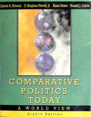 Cover of: Comparative Politics Today