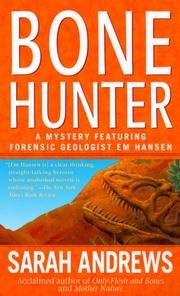 Cover of: Bone Hunter (An Em Hansen Mystery)