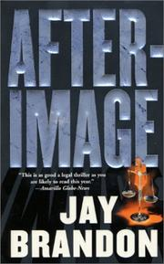 Cover of: Afterimage (Chris Sinclair)