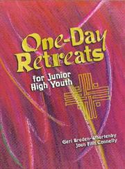 Cover of: One-Day Retreats for Junior High Youth
