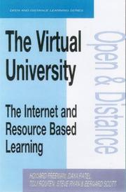 Cover of: THE VIRTUAL UNIVERSITY