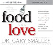 Cover of: Food and Love (Audio CD)