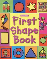 Cover of: First Shape Book