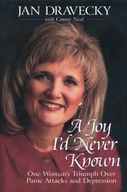 Cover of: Joy I'd Never Known, A