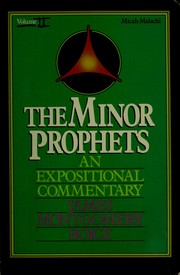 Cover of: The Minor Prophets