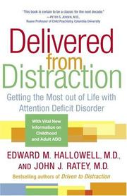 Cover of: Delivered from Distraction