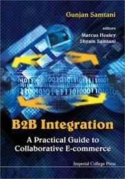 Cover of: B2B Integration
