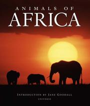Cover of: Animals of Africa