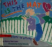 Cover of: This is the hat