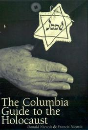 Cover of: The Columbia Guide to the Holocaust