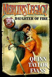 Cover of: Merlin's Legacy #01: Daughter Of Fire