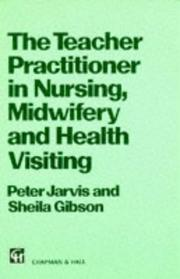 Cover of: Teacher-practitioner in Nursing, Midwifery and Health Visiting