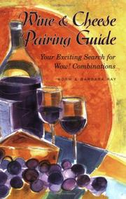 Cover of: Wine & Cheese Pairing Guide