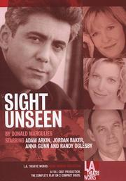 Cover of: Sight unseen