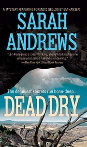 Cover of: Dead Dry (An Em Hansen Mystery)