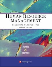 Cover of: Advantage Books: Human Resource Management