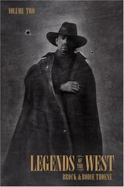 Cover of: Legends of the West Volume Two (Legends of the West)