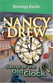 Cover of: The Official Strategy Guide for Nancy Drew