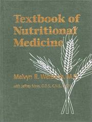 Cover of: Textbook of Nutritional Medicine
