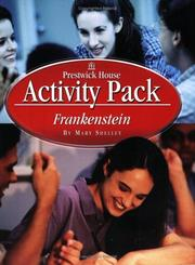 Cover of: Frankenstein Activity Pack