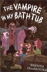 Cover of: The Vampire in My Bathtub