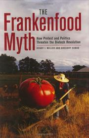 Cover of: The Frankenfood Myth