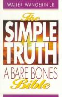 Cover of: The simple truth
