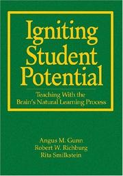 Cover of: Igniting Student Potential