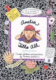 Cover of: Amelia Tells All