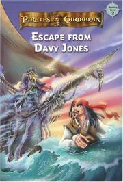 Cover of: Escape from Davy Jones (Pirates of the Caribbean: Jack Sparrow; Reading Level 2)