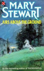 Cover of: Airs Above the Ground (Coronet Books)
