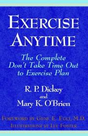 Cover of: Exercise Anytime