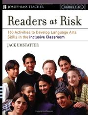 Cover of: Readers at Risk