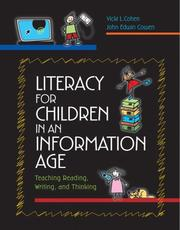 Cover of: Literacy for Children in an Information Age